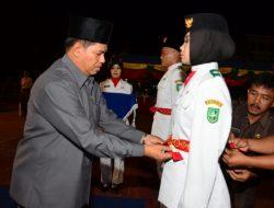 Ketua DPRD Riau Sambut Positif Pelatihan Paskibra dan Paskibraka Kota Pekanbaru