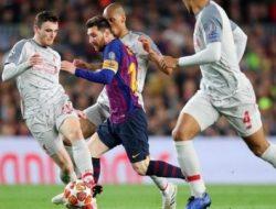 Semifinal Liga Champions Liverpool vs Barcelona