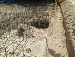 Proyek Abal – Abal , Warga Indrapuri Keluhkan Pembangunan Drainase AsalJadi