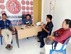 Jalin Silaturahmi,Tim cMczone.com Kunjungi Kantor LSM JPK