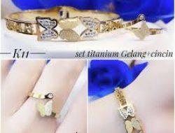 Okmart Menghadirkan Produk Jewelery Berlapis Emas 24k