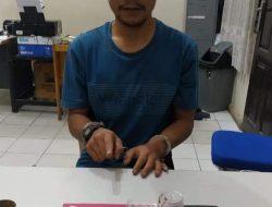 Miliki 25 Paket Shabu Siap Edar, TQ Warga Desa Pulau Payung Diringkus