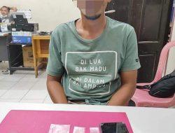 Lagi, Seorang Pengedar Shabu Ditangkap Resnarkobaba Polres Kampar