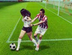 Lapangan Bola Kaki Gelora JBP Standar Nasional
