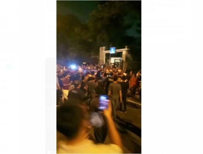 Dilarang Adzan, Masjid di Ilago Paramount Gading Serpong