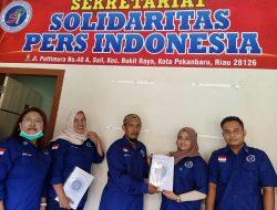 DPP SPI Secara Resmi Serahkan SK DPD Kabupaten Kampar