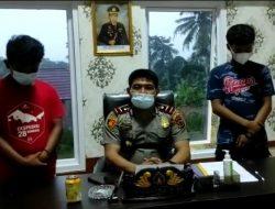 Pengemudi Truk Sengaja diOlengkan (Viral Medsos)Terpaksa Berurusan Dengan Polisi