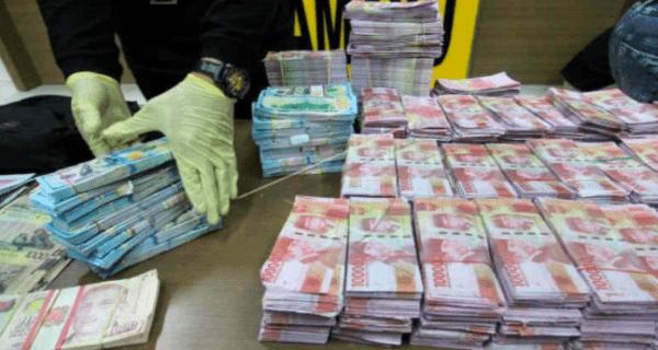 Puluhan Milyar Uang Palsu Beredar di Indramayu