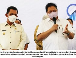 Airlangga Hartarto : Kepri Miliki KEK Terbanyak di Indonesia