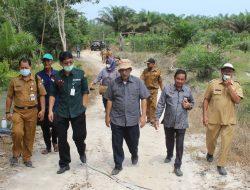 Pengentasan Daerah Rentan Rawan Pangan, Badan Ketahanan Pangan RI Kunjungi Muaro Bungo Jambi