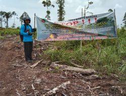 Cegah Karhutla, RLH Inisiasi Sahabat Api Londerang