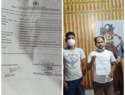 Diduga Aniaya Warga Sakai, Oknum BPD di Bengkalis Dipolisikan