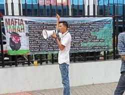 Hadi Prabowo Desak Kementerian ATR, Gakkum KLHK, & Bareskrim Mabes Polri Terkait Aktifitas PT. MPG Diduga Tanpa Izin HGU