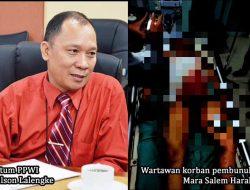 Pembunuhan Wartawan Marak, PPWI: Pemerintah Jangan Abaikan Keselamatan Pekerja Media