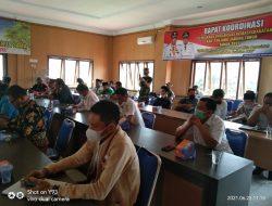 Rapat Koordinasi Pembinaan Organisasi Kemasyarakatan Kabupaten Tanjung Jabung Timur Tahun 2021