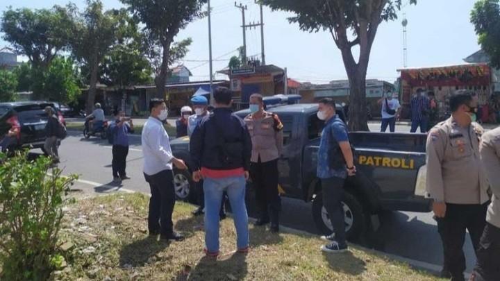 Setelah Tembak Anggota TNI AU dan IStri, OTK Melarikan Diri