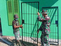 Kapten Inf Ramlan : Diluar Dugaan Poskamling Selesai Dalam 20 Hari