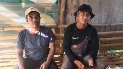 Penambangan Batu Andesit di Jorong Lareh Sangat Membantu Ekonomi Masyarakat Kecil Yang Lagi Susah