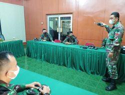 Siapkan Operator Drone Untuk Penugasan, Penrem 042/Gapu Latih Personel Yonif R 142/KJ