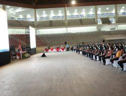 Sidang akhir kelulusan penerimaan Polri, Polda Sumut luluskan 607 Putra dan 13 putri terbaik Sumut