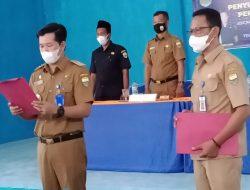 Camat Kumpeh Dicky Ferdiansyah, S.SSTP Menghadiri Musdes Desa Jebus