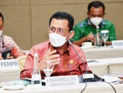 Ansar Ahmad : Capaian Pertumbuhan Ekonomi Kepri 6,9 Persen karena Kerja Semua Pihak