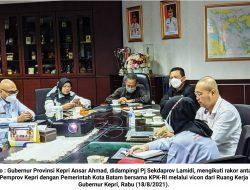 Soal Aset Kepri di Batam, Ansar Ahmad Bersyukur Selesai dengan Win-Win Solution