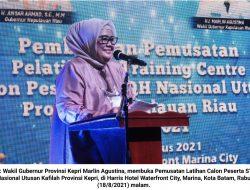 Wakil Gubernur Kepri Akan Pimpin Kafilah Kepri ke Maluku Utara