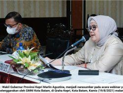 Marlin Agustina : Dengan Kerja Bersama, Penanganan Pandemi Terus Membaik