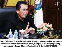 Gebyar Melayu Pesisir Seri-2 : Membangun UMKM Kepri Menuju Pasar Global
