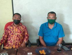 Pemdes Desa Sungai Aur Menyalurkan Bantuan PPKM Tahap Pertama di Hari libur