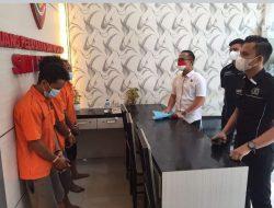 Komplotan Pelaku Curanmor Diringkus Oleh Sat Reskrim Polres