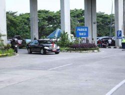 Kapolda Sumut menjemput Presiden RI Dalam kunjungan kerja di 1