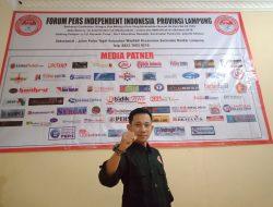 Tak Iklas Wartawan Dipukul Oknum Ketua Dewan, FPII Lampung Pastikan Aksi/Demo