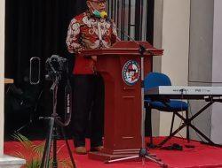 Hadir Sebagai Undangan Gebyar Perinnaker Limapuluh Kota, H.Nurkhalis Dt.Bijo Dirajo janjikan Bantuan Bimtek Dan Mesin Jahit