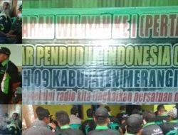 Ketua Daerah Provinsi Jambi Turun Langsung Ke Lapangan Demi Organisasi Radio Antar Penduduk Indonesia (RAPI)