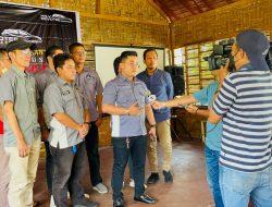 Mirwansyah Resmi Di Lantik Sebagai Ketua HDI Riau