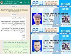 Asosiasi Wartawan Oman Akan Kunjungi PPWI Nasional di Jakarta